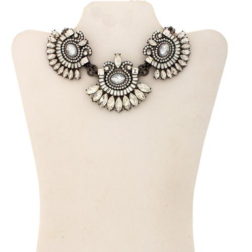 Hem Pearl Clst Necklace