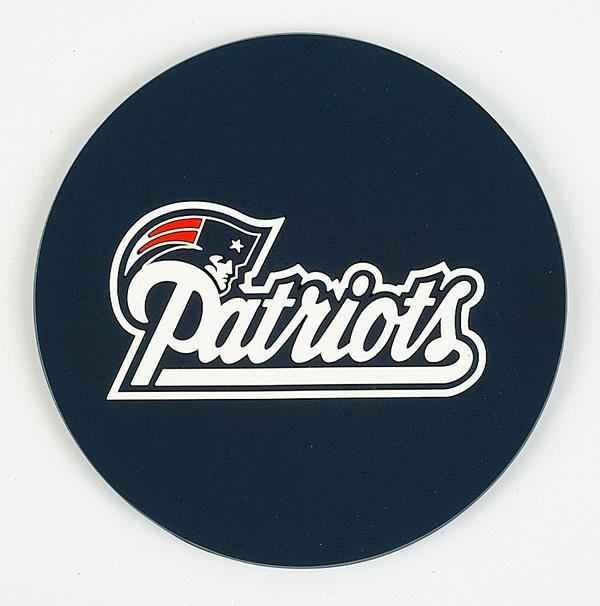 Coasters Set of 4 - New England Patriots