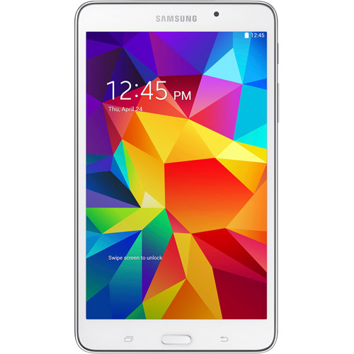 "Samsung Galaxy Tab 4 7"" Tablet 8GB White Refurbished by Samsung"