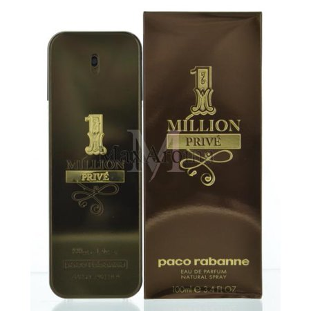 1 Million Prive For Men By Paco Rabanne 3 4 Oz Edp Spray