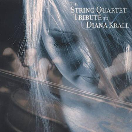String Quartet Tribute To Diana Krall