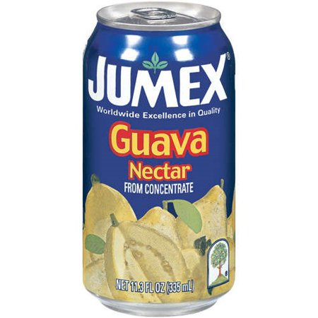 - (12 Pack) Jumex Fruit Nectar, Guava, 11.3 Fl Oz, 1 Count