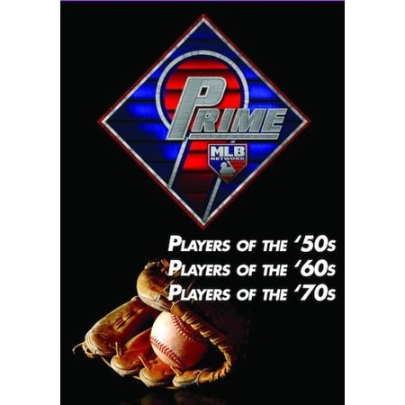 MLB Prime 9: Players '50s, '60s, '70s (DVD) - 50s Themed Movies