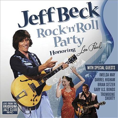 Rock 'N' Roll Party: Honoring Les Paul (Music DVD) - Rock And Roll Party