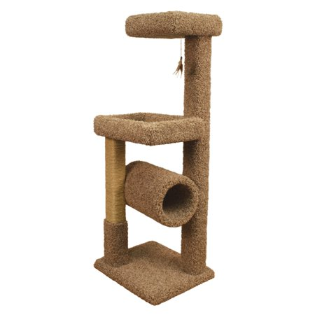 Ware Kitty 64 In  Crows Nest Cat Tree