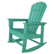 Poly Wood SBR16AR South Beach Rocker - Aruba
