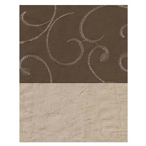 CHF & You Westgate Rod Pocket Curtain Panel