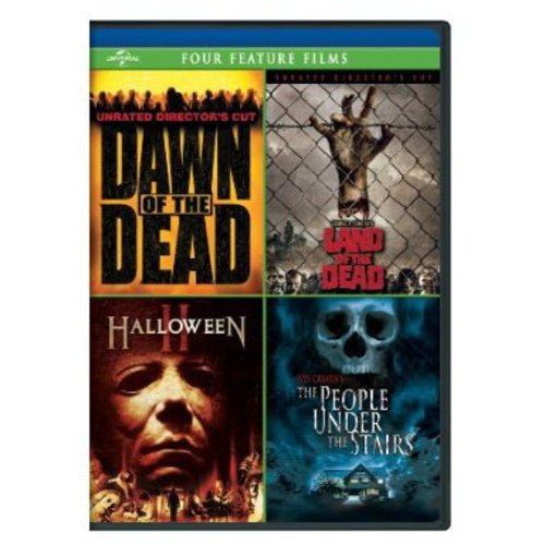 Dawn Of The Dead / George A. Romero's Land Of The Dead / Halloween II / The People Under The Stairs (Anamorphic Widescreen)