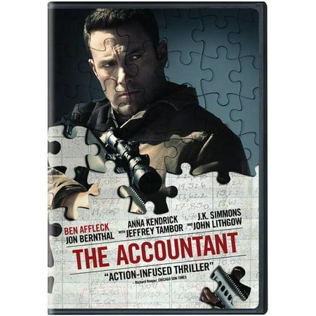The Accountant  Widescreen