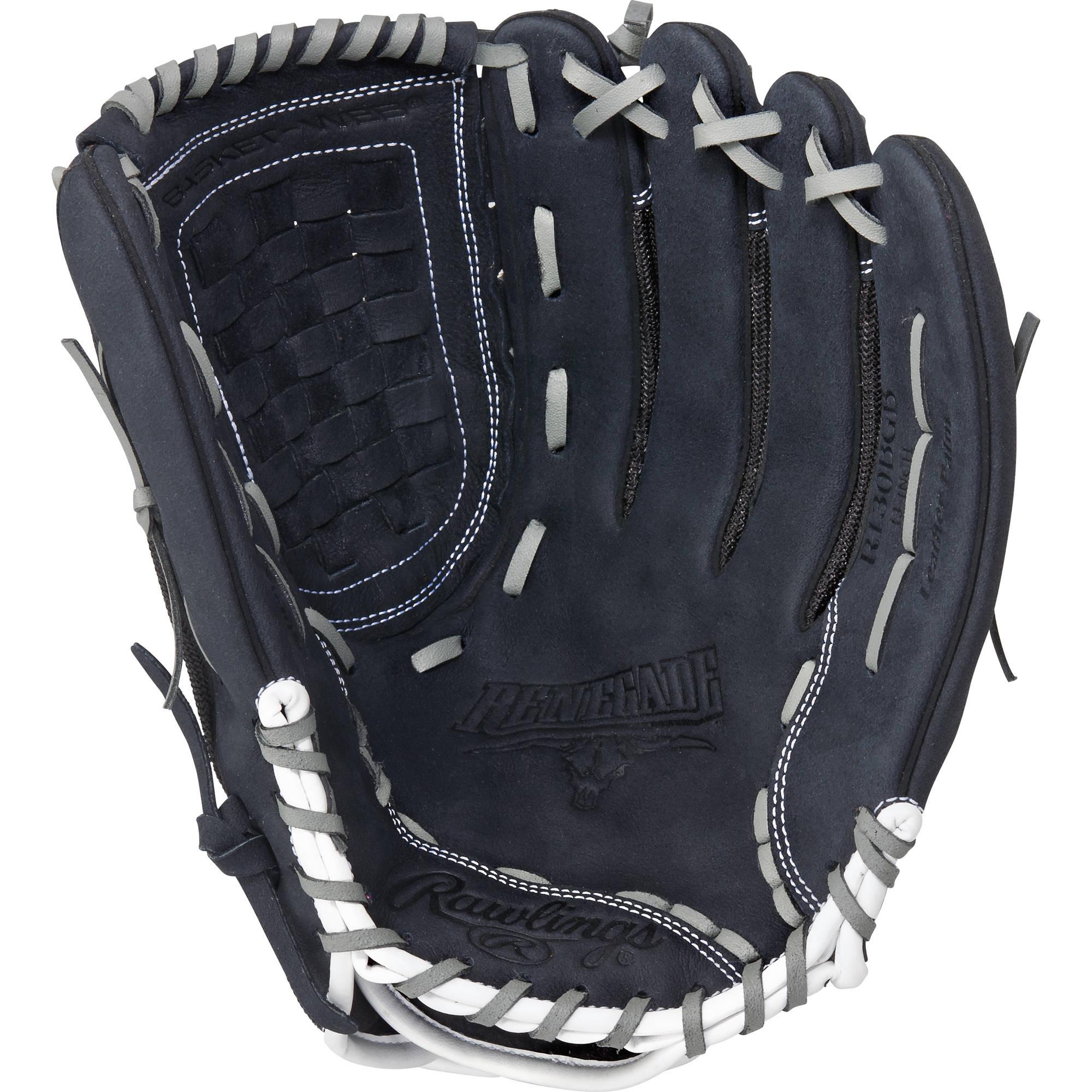 "Rawlings 13"" Renegade Series Glove, Basket Web, Left Hand Throwing"