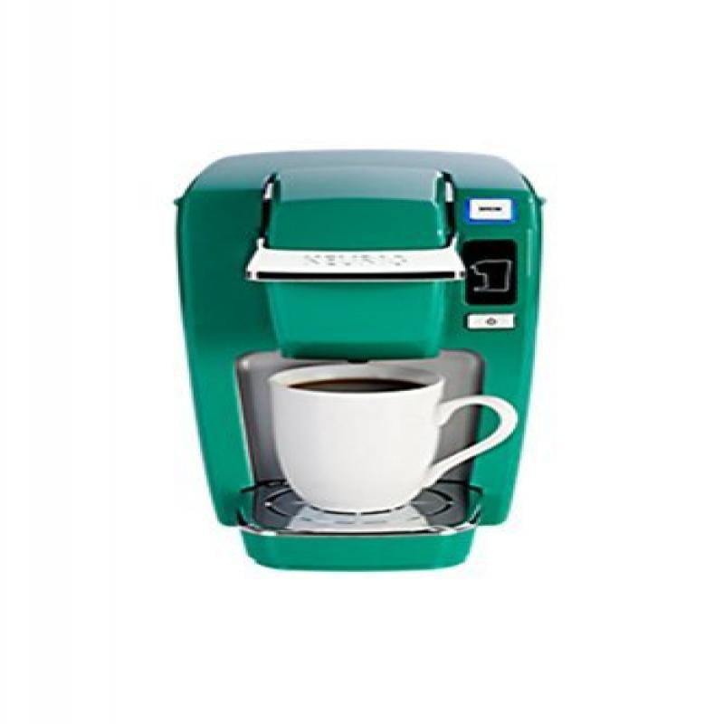 KEURIG K10 Mini Plus Brewing System, Emerald Green