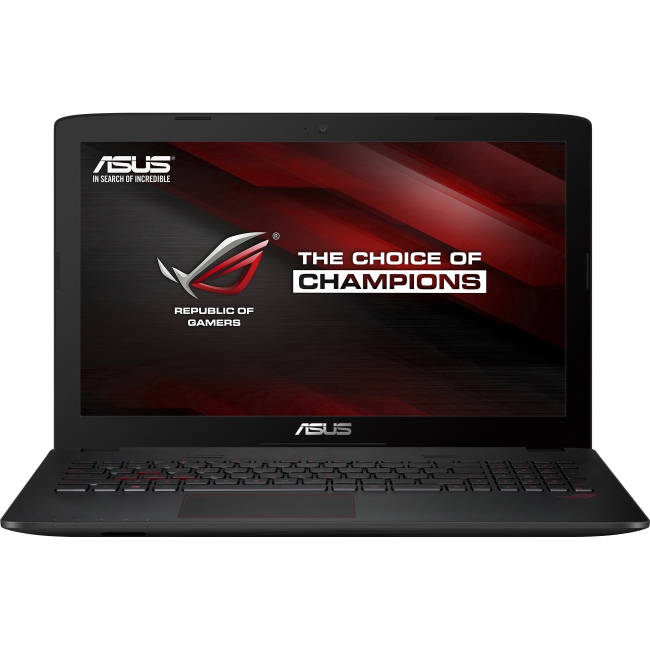 "ROG GL552VW-DH71 15.6"" (In-plane Switching (IPS) Technology) Notebook - Intel Core i7 (6th Gen) i7-6700HQ Quad-core (4 C"