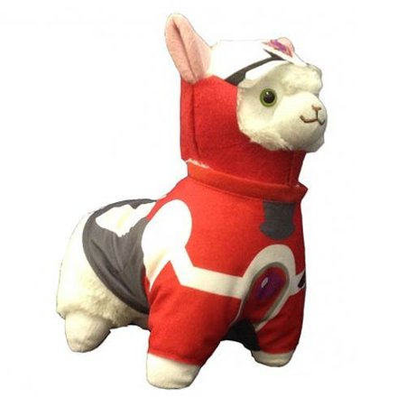 Tiger & Bunny Barnaby Brooks Junior Hero Suit Cosplay Alpaca Prime Plush, 12