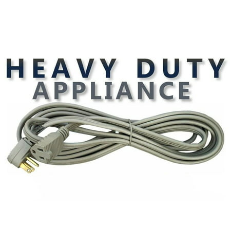 Appliance Extension Cord For Ac Air Conditioner Washer Dryer Power Cable 6Ft 9Ft 12Ft  6 Foot
