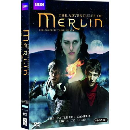Merlin: Season 3 (DVD)