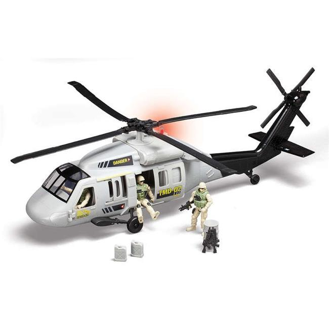 Red Box RB78205 3 Figures Blackhawk Helicopter with Ligth & Sound - image 1 of 1