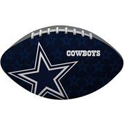 Dallas Cowboys Gridiron Junior Size Football by Rawlings