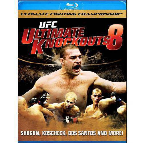 Ultimate Fighting Championships: Ultimate Knockouts; Volume 8 (Blu-ray)