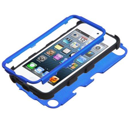 MyBat Tuff Hard Dual Layer Hybrid Case For Apple iPod Touch 6th 5th Gen case cover - image 2 de 4