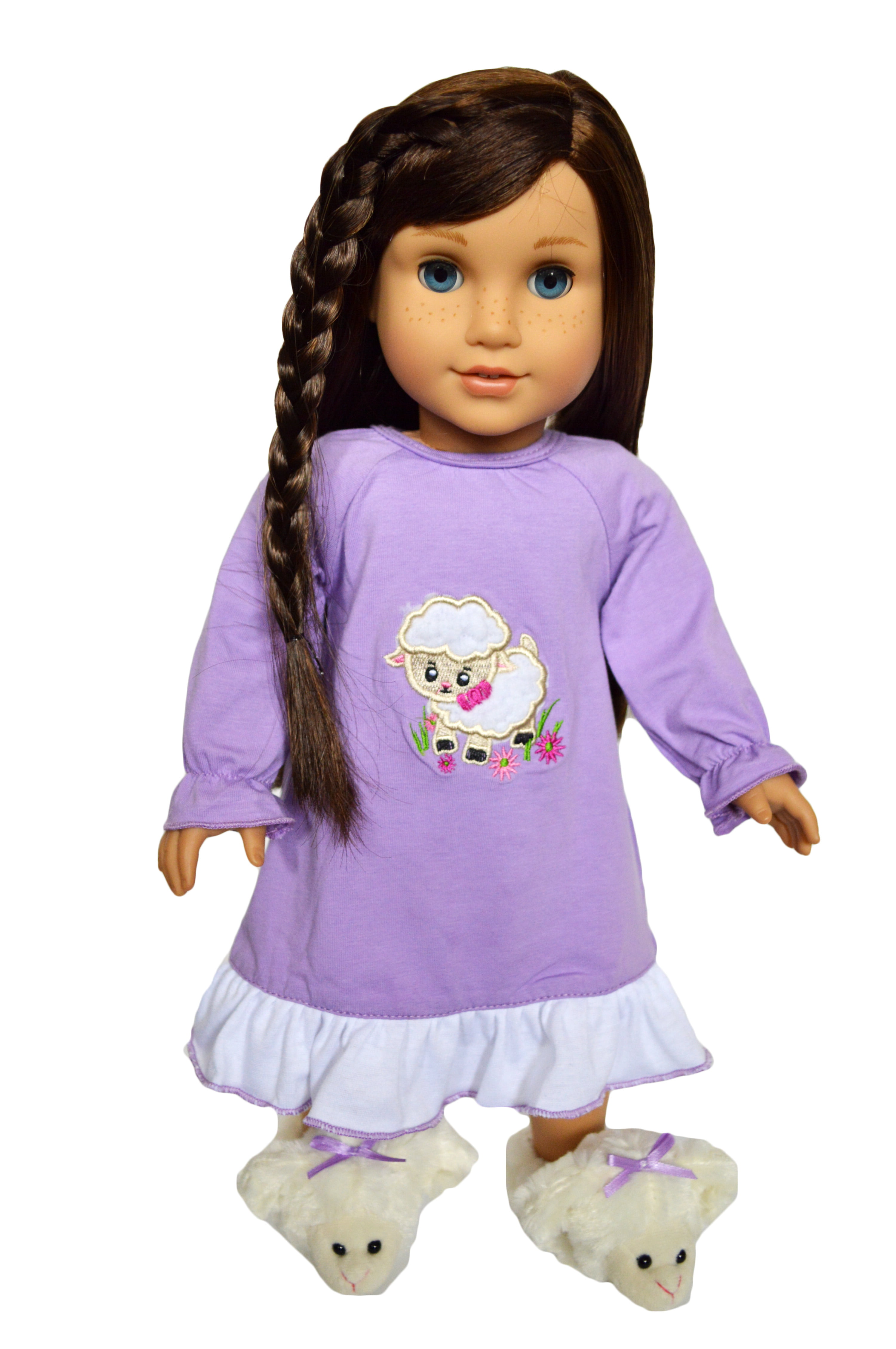 American Company My Brittany/'s Bunny Nightgown For American Girl Dolls