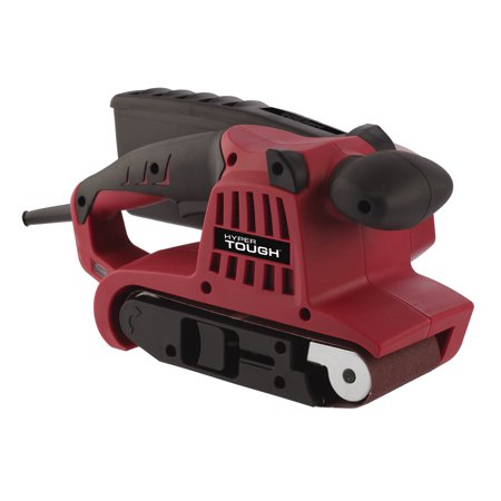 Hyper Tough 6.0-Amp Belt Sander, 3 X 18-Inch, 2603