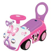 Kiddieland Disney Minnie Mouse Toddler Activity Ride-On Push Car | 048751