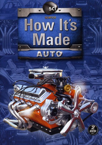 How It's Made: Auto [2 Discs] by DISCOVERY CHANNEL