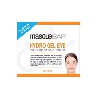 Masque Bar Hydro Gel Dark Spot Eye Patch, Helps Brighten Dark Spots, Hydrating and Restores Elasticity