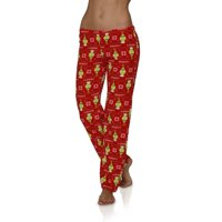 Grinch Naughty Holiday Women's Pajama Lounge Pants, Grinch Naughty, Size: S