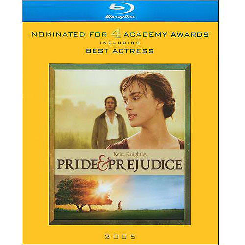 Pride & Prejudice (Blu-ray) (Widescreen)