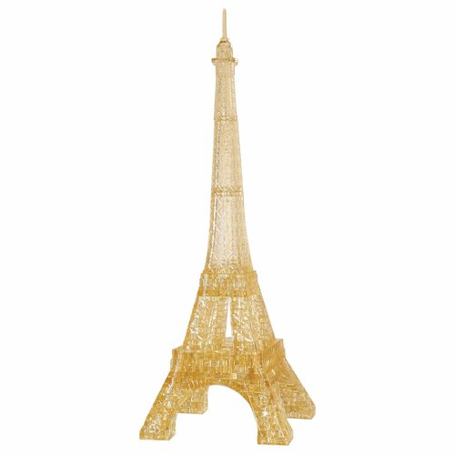3D Crystal Puzzle, Eiffel Tower