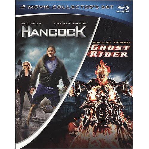 Hancock / Ghost Rider (Blu-ray) (Widescreen)