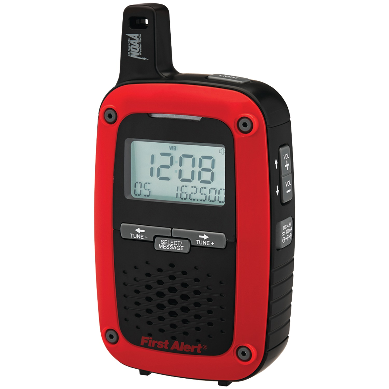First Alert SFA1135 Portable AM/FM Digital Weather Radio with SAME Weather Alert