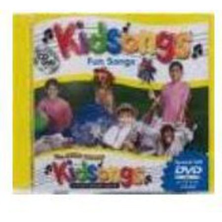 Songs 4 Kids: Fun Songs (Includes DVD)](Big Kids Halloween Songs)