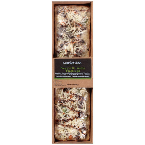 Marketside Veggie Balsamic Flatbread, 9.5 oz