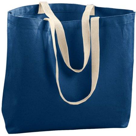 600 Jumbo Tote NAVY OS (Products Jumbo Tote Bag)