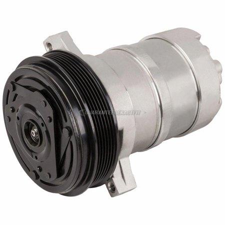 AC Compressor & A/C Clutch For Buick Somerset Regal & Oldsmobile Calais