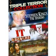 Stephen King Triple Terror Collection: It   The Shining   Salem's Lot (Widescreen) by WARNER HOME ENTERTAINMENT