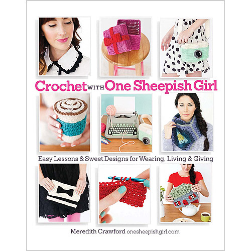 Sixth & Springs Books-crochet W/one Shee