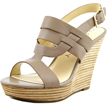 30b1bdf5da37 Sole Society - Sole Society Jenny Women US 9 Gray Wedge Sandal ...
