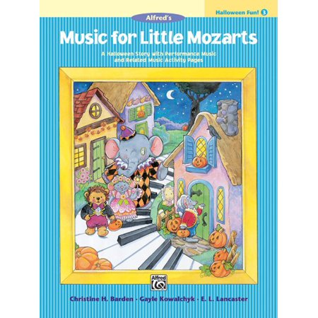 Music for Little Mozarts Halloween Fun (Appropriate Halloween Music)