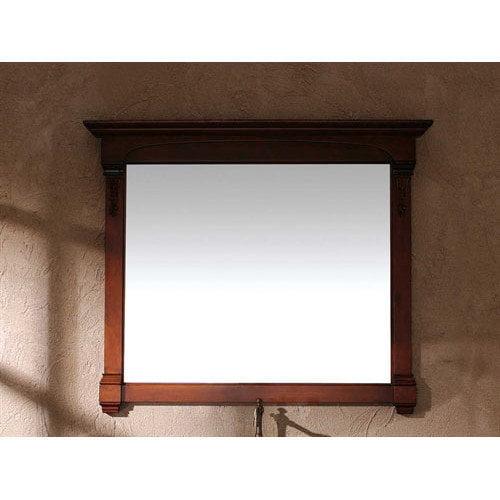 James Martin Furniture Marlisa 41.5'' x 47.25'' Bathroom Wall Mirror