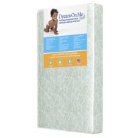 """""""Dream On Me, Butterfly 3"""" Two-Sided Fiber Portable Crib Mattress """""""