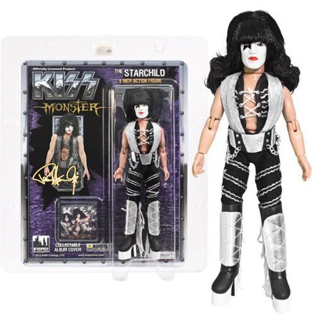KISS 8 Inch Action Figures Series Four Monster