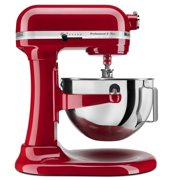 KitchenAid R-KV25G0XER Professional 5 Plus 5-Quart Stand Mixer (Certified Refurbished)