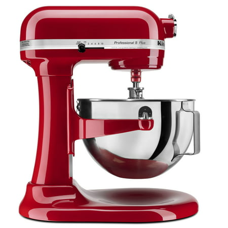 KitchenAid R-KV25G0XER Professional 5 Plus 5-Quart Stand Mixer (Certified Refurbished)