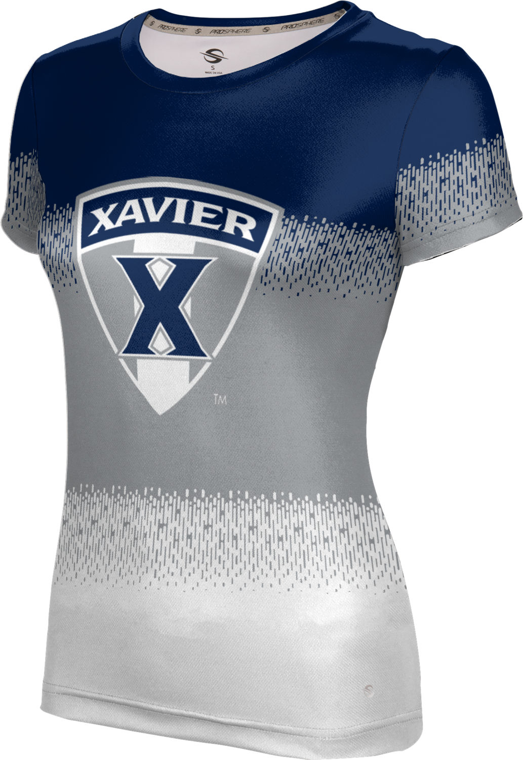 ProSphere Xavier University Boys Performance T-Shirt Game Time