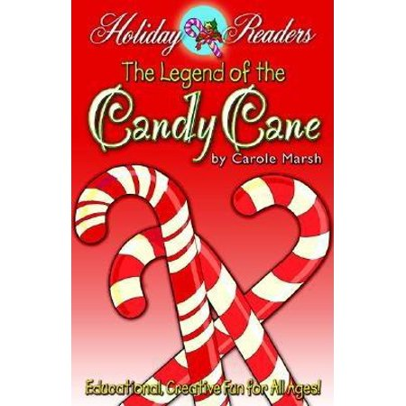 Holiday Readers: The Legend of the Candy Cane (Paperback)