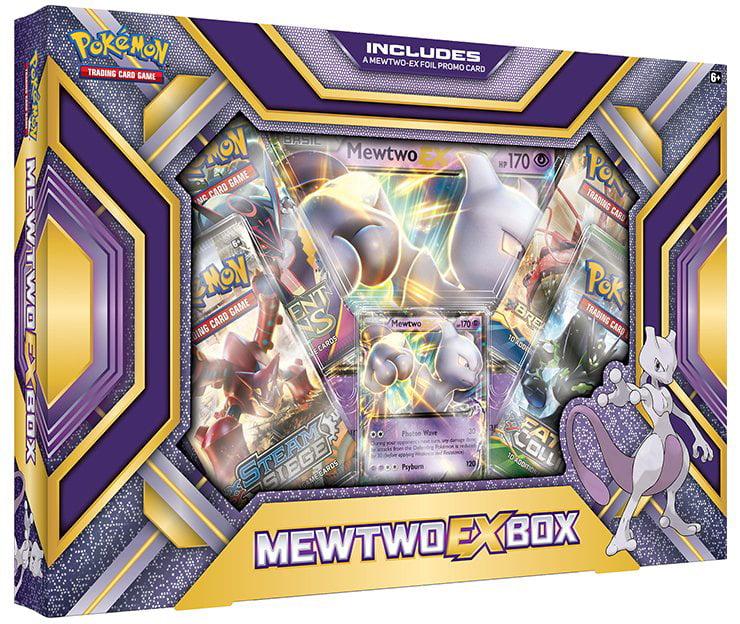 Pokemon Mewtwo-EX Box by Pokemon
