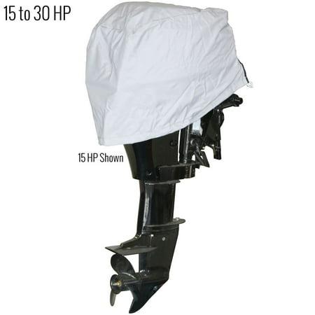 15-30 HP Boat Outboard 2-Stroke Motor Cover